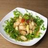 Salat vom gebratenen Spargel