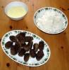 Kibbe mit Joghurtsoße