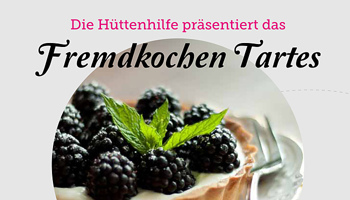 Kochbuch Tartes - Fremdkochen September - Oktober 2011