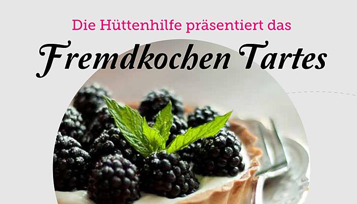 Kochbuch Tartes - Fremdkochen September - Oktober 2011