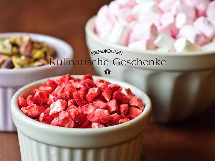 Kochbuch: Kulinarische Geschenke