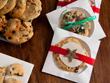 Schoko-Cookies mit Salzbrezelstücken