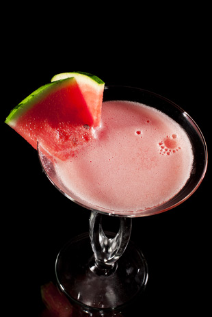 Cocktail Watermelon Martini