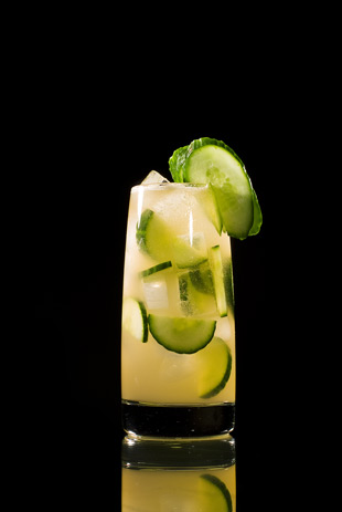 Cocktail Cucumber Cooler