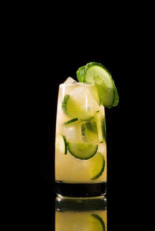 Cocktail Cucumber Cooler