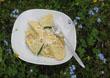 Ravioli mit Ricotta-Spinat-Füllung