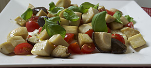tomaten-mozzarella-kraueterseitlinge