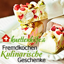 Fremdkochen Kulinarische Geschenke