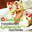 Fremdkochen Kulinairsche Geschenke