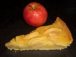 Apfel-Vanille-Tarte