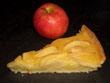 Apfel-Vanille-Tarte