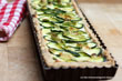 Rustikale Zucchini-Tarte