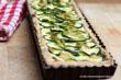 Rustikale Zucchini-Tarte