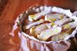 Tarte Fine Pomme et Camembert