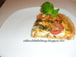Tomaten-Zucchini-Mozzarella-Tarte
