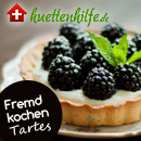 Fremdkochen Tartes